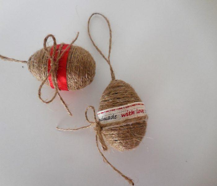 DIY Shabby Chic uskršnja jaja